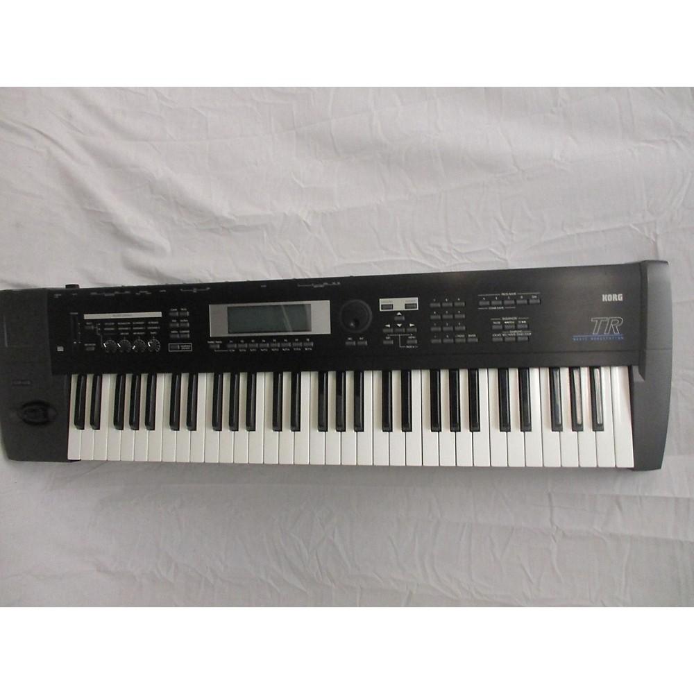 Korg Tr61 Keyboard Workstation