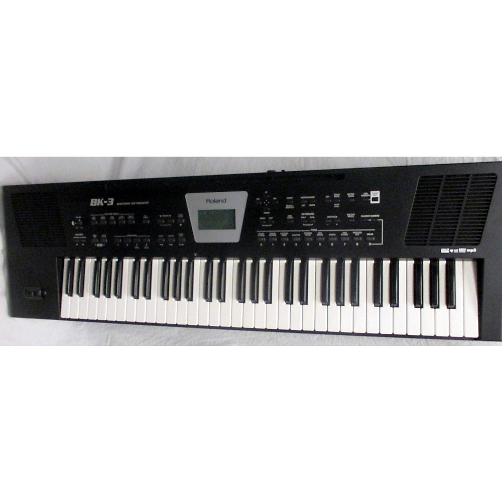Roland Bk3 Synthesizer