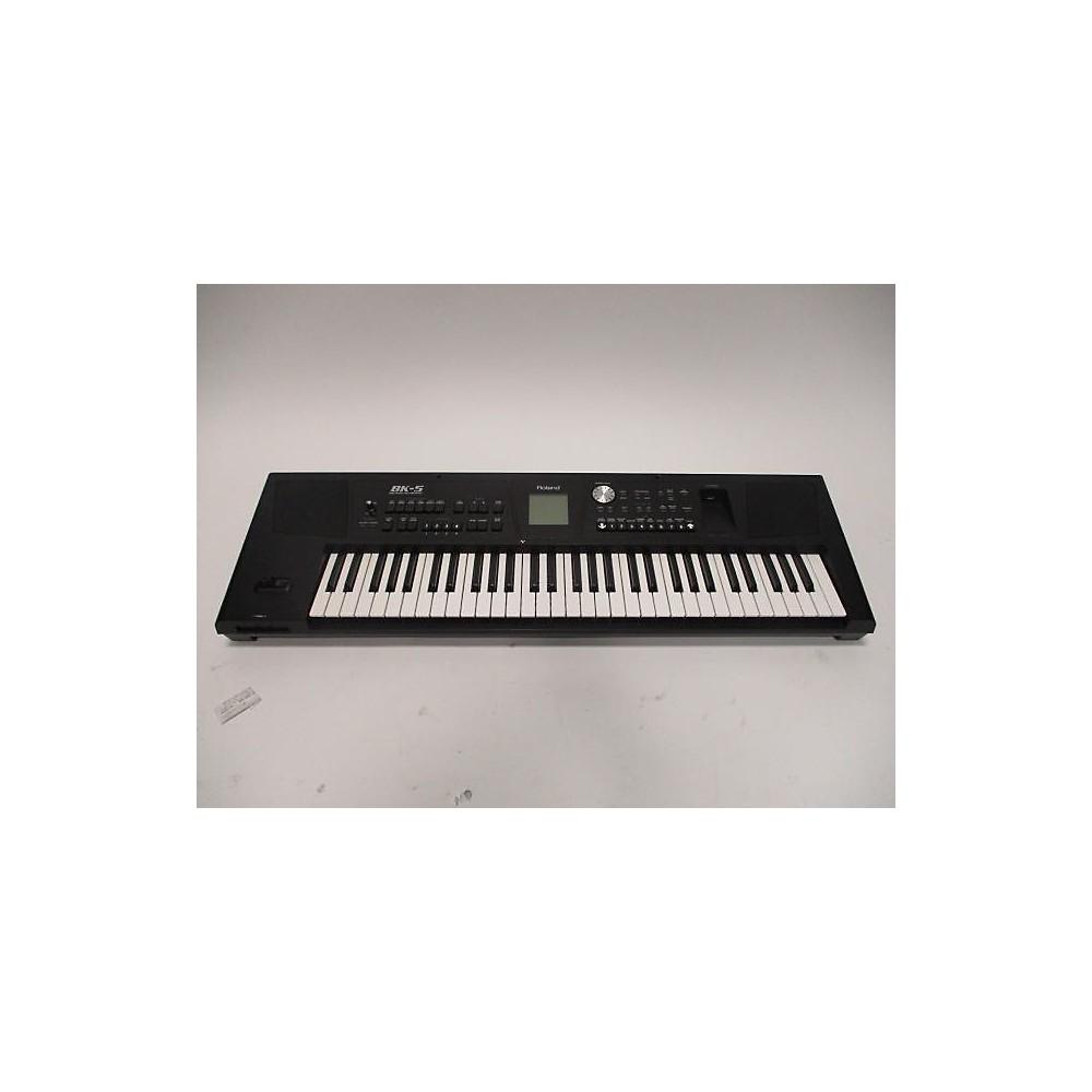 Roland Bk5 Keyboard Workstation