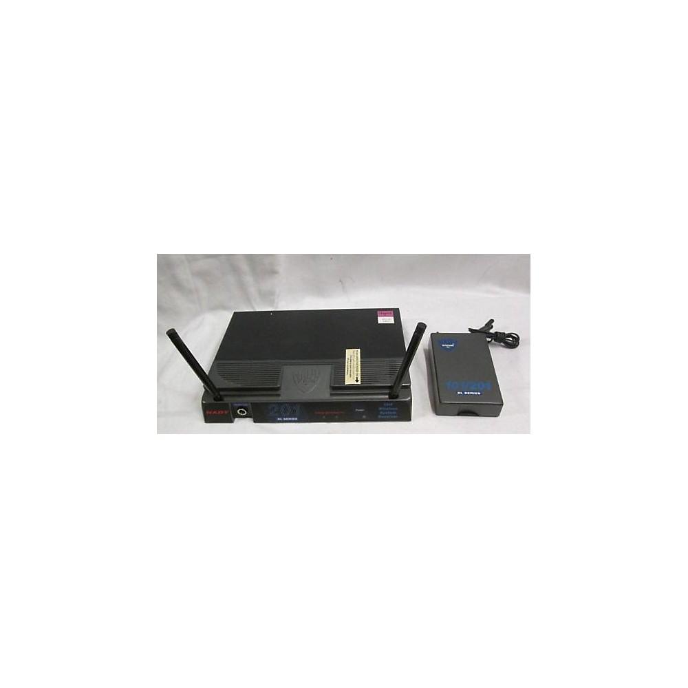 Nady 201 Xl Lavalier Wireless System