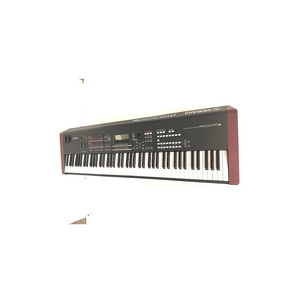 Yamaha Mofx8 88 Key--- Synthesizer