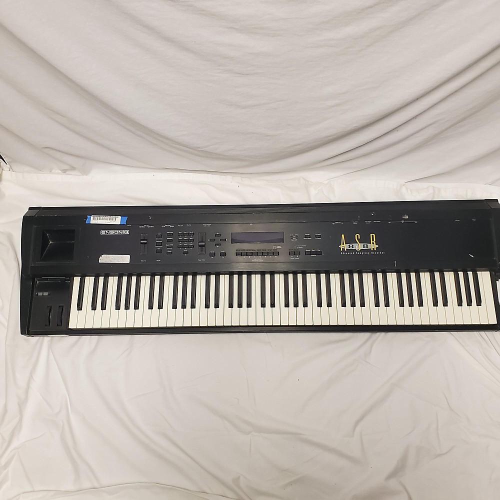 Ensoniq Asr88 Keyboard Workstation