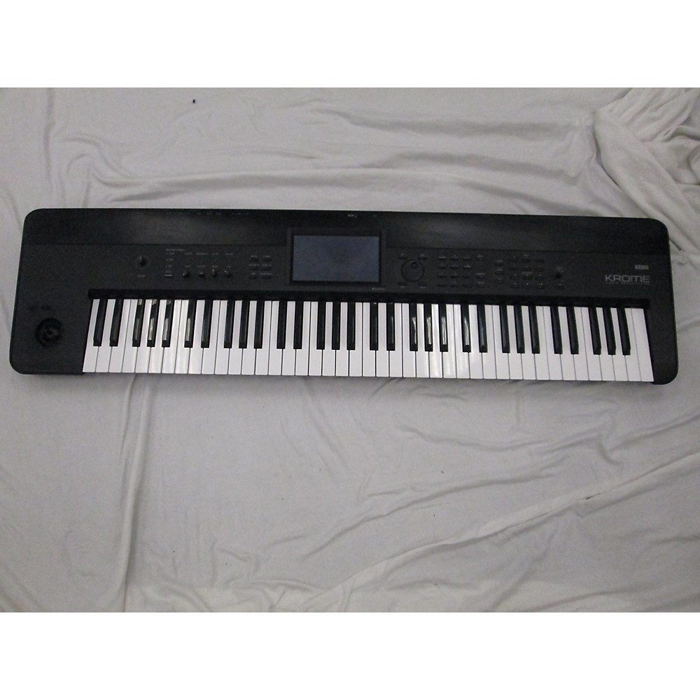 Korg Krome 73 Key Keyboard Workstation