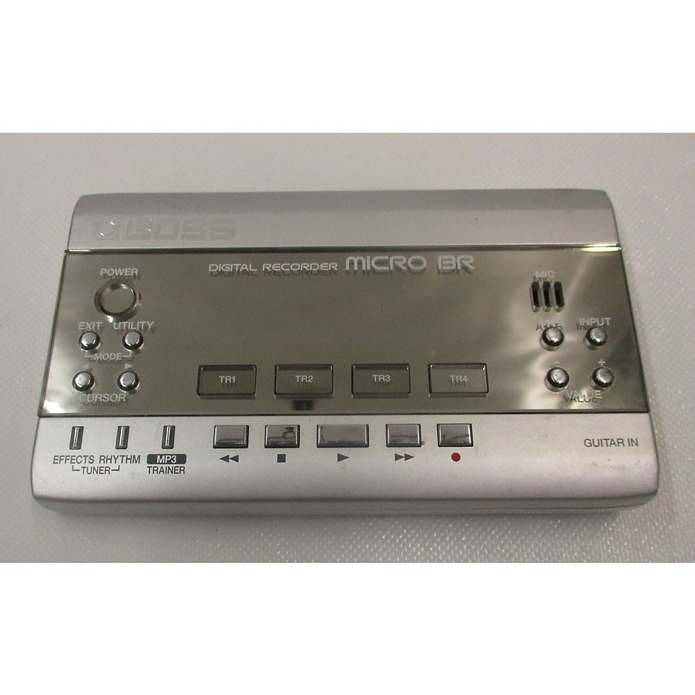 Boss Micro Br Multitrack Recorder