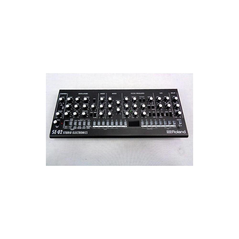 Roland Se02 Synthesizer