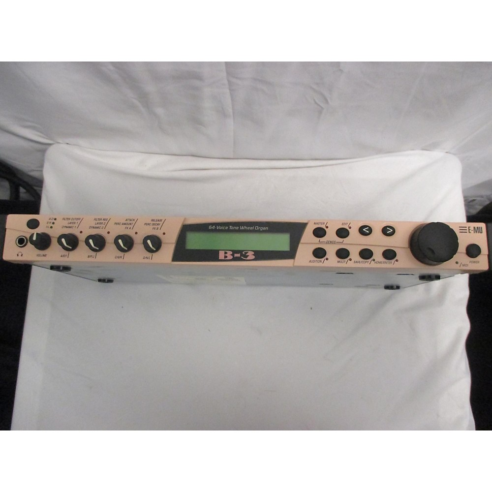 E-Mu B3 Synthesizer