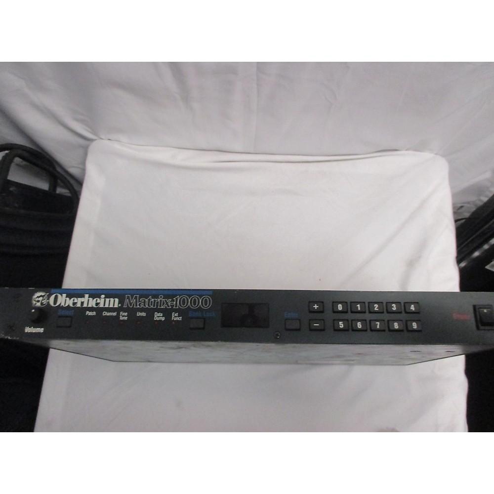 Oberheim Matrix 1000 Synthesizer
