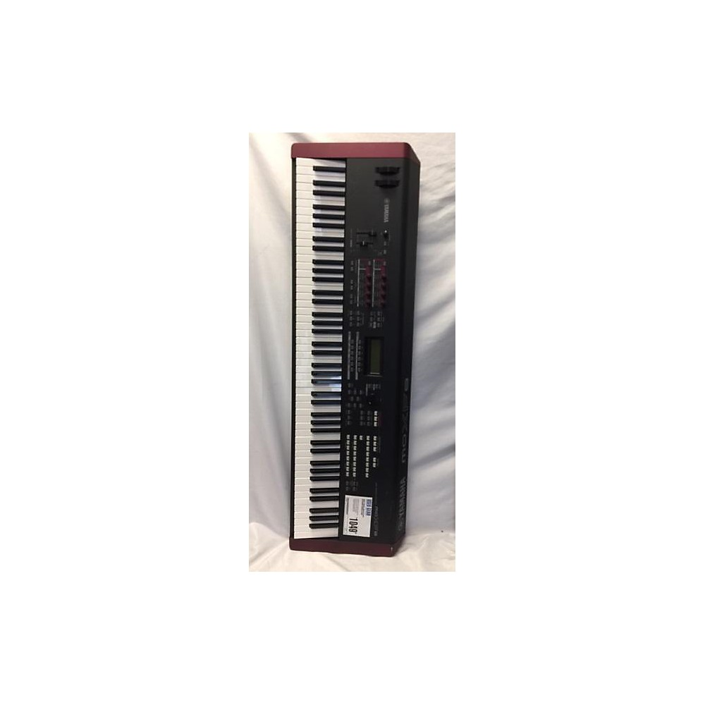 Yamaha Mofx8 88 Key Keyboard Workstation