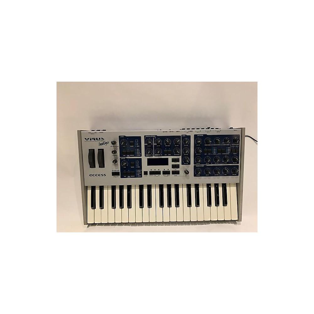 Accent Virus Indigo Synthesizer