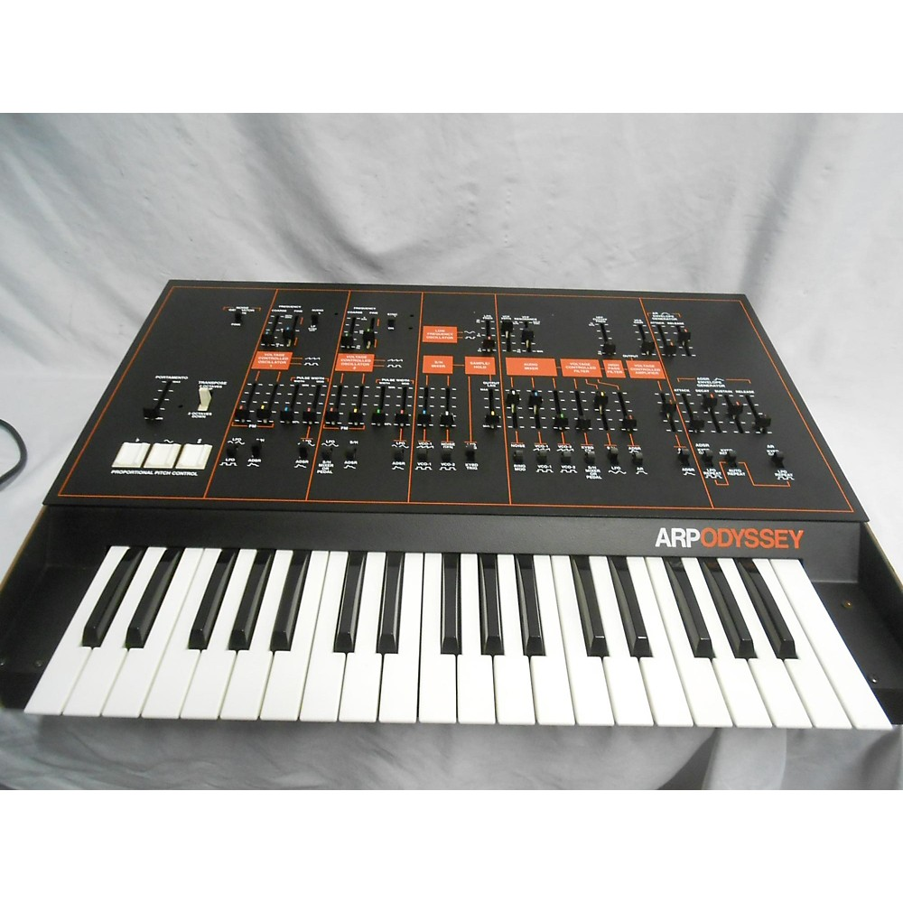 In Store Vintage Vintage 1980 Arp Odyssey Synthesizer