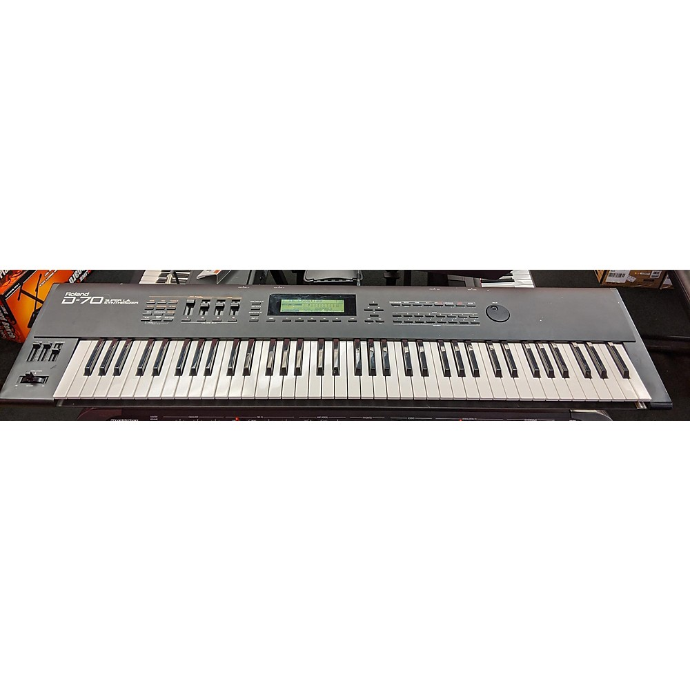 Roland D-70 Synthesizer