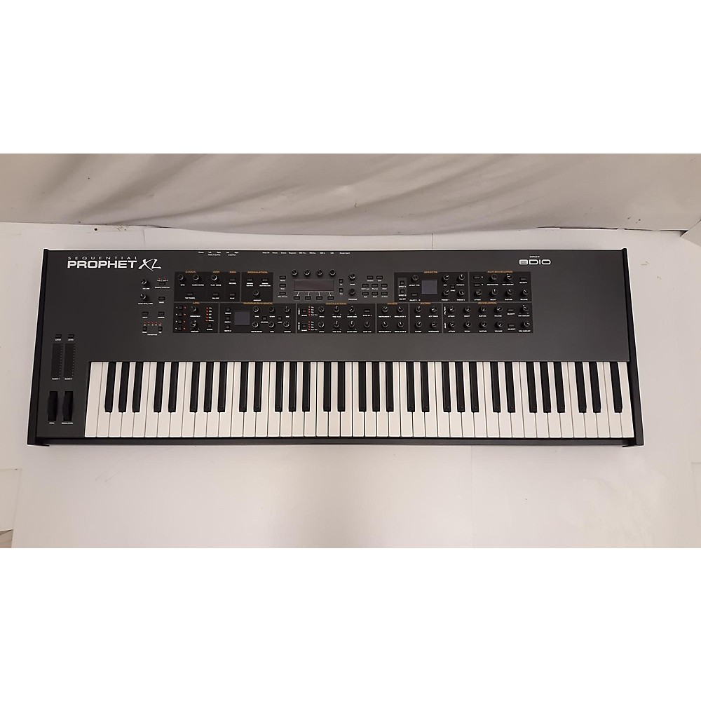 Sequential Prophet Xl Hybrid Synthesizer Samples + Synthesis Synthesizer