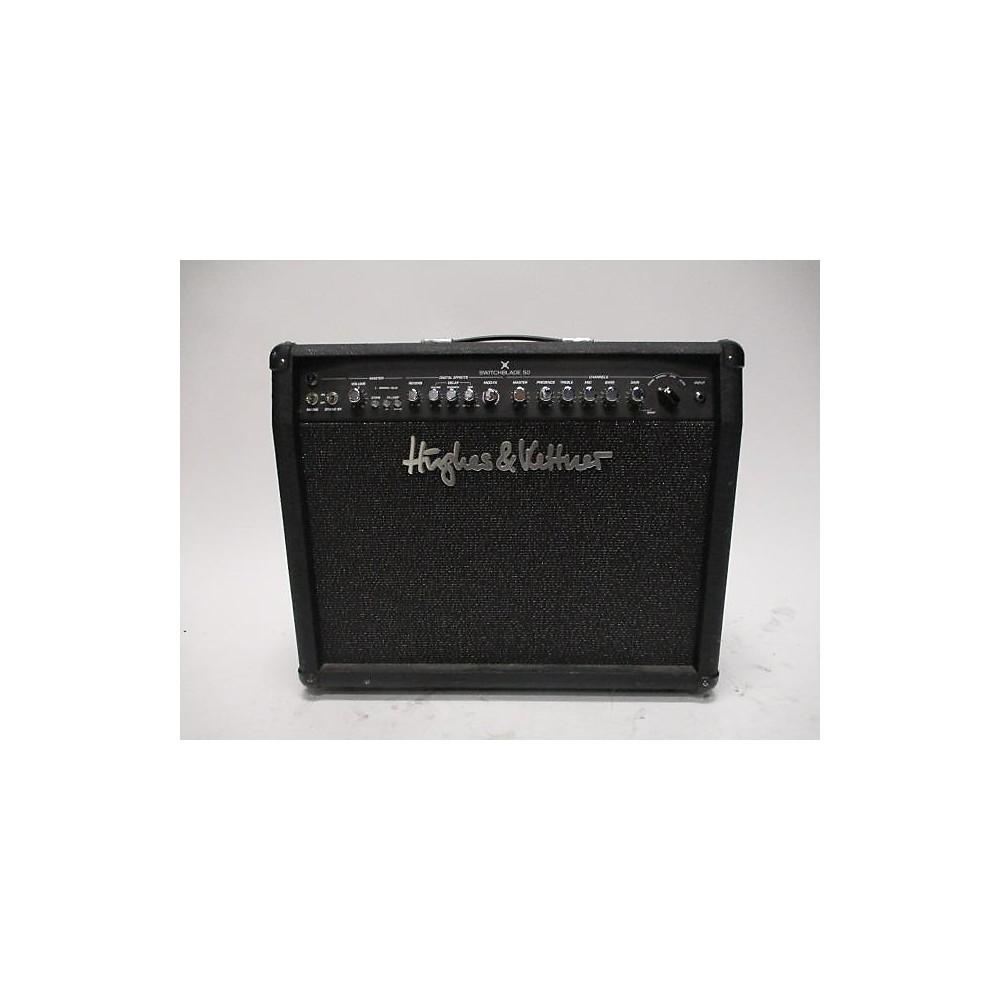 Hughes & Kettner 2006 Switchblade 50 Guitar Combo Amp (116188542) photo