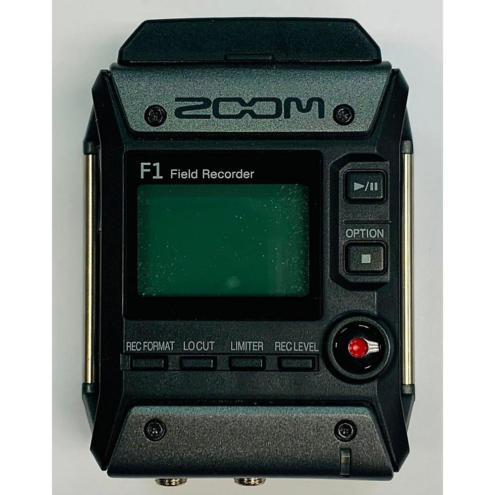 Zoom F1 Multitrack Recorder