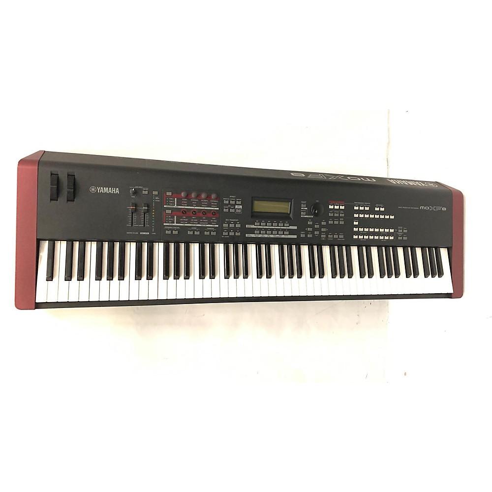 Yamaha 2013 Moxf8 88 Key Keyboard Workstation