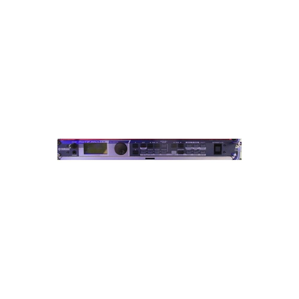 Yamaha Motif Rack Es Sound Module