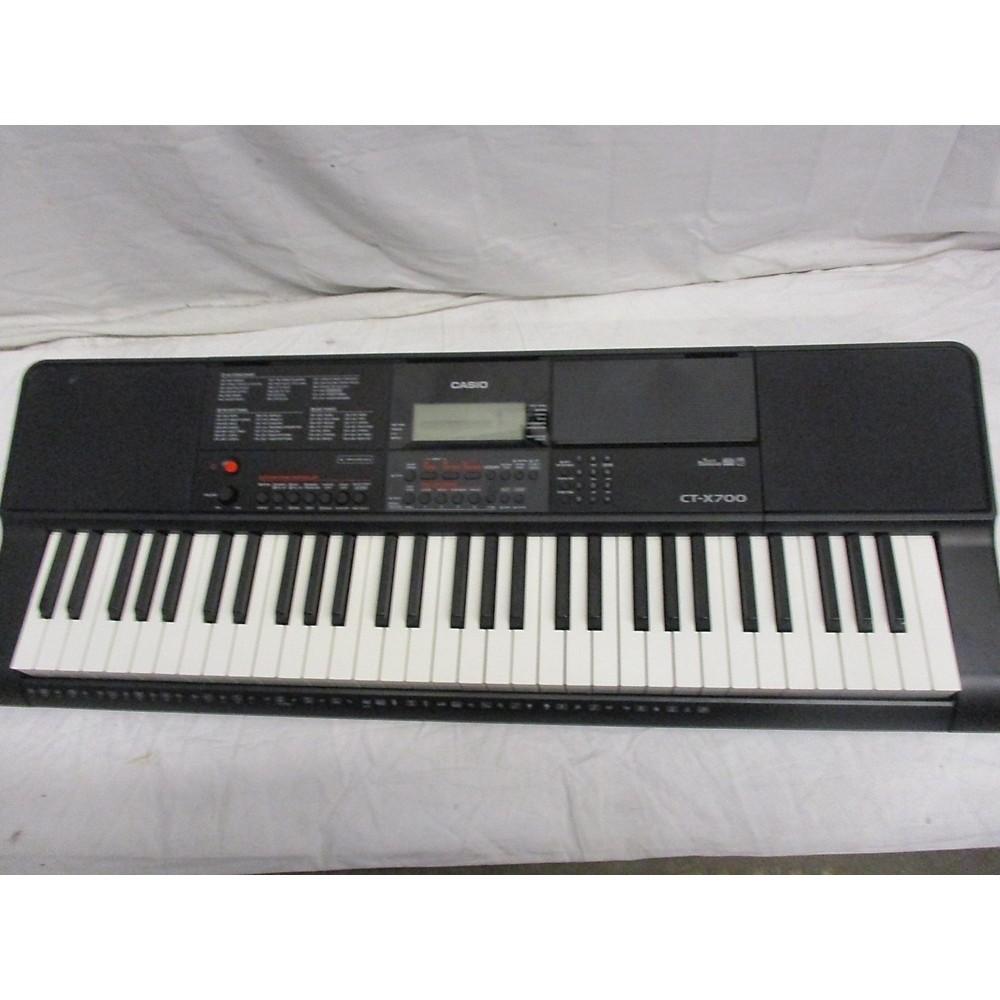 Casio Ctx700 Keyboard Workstation