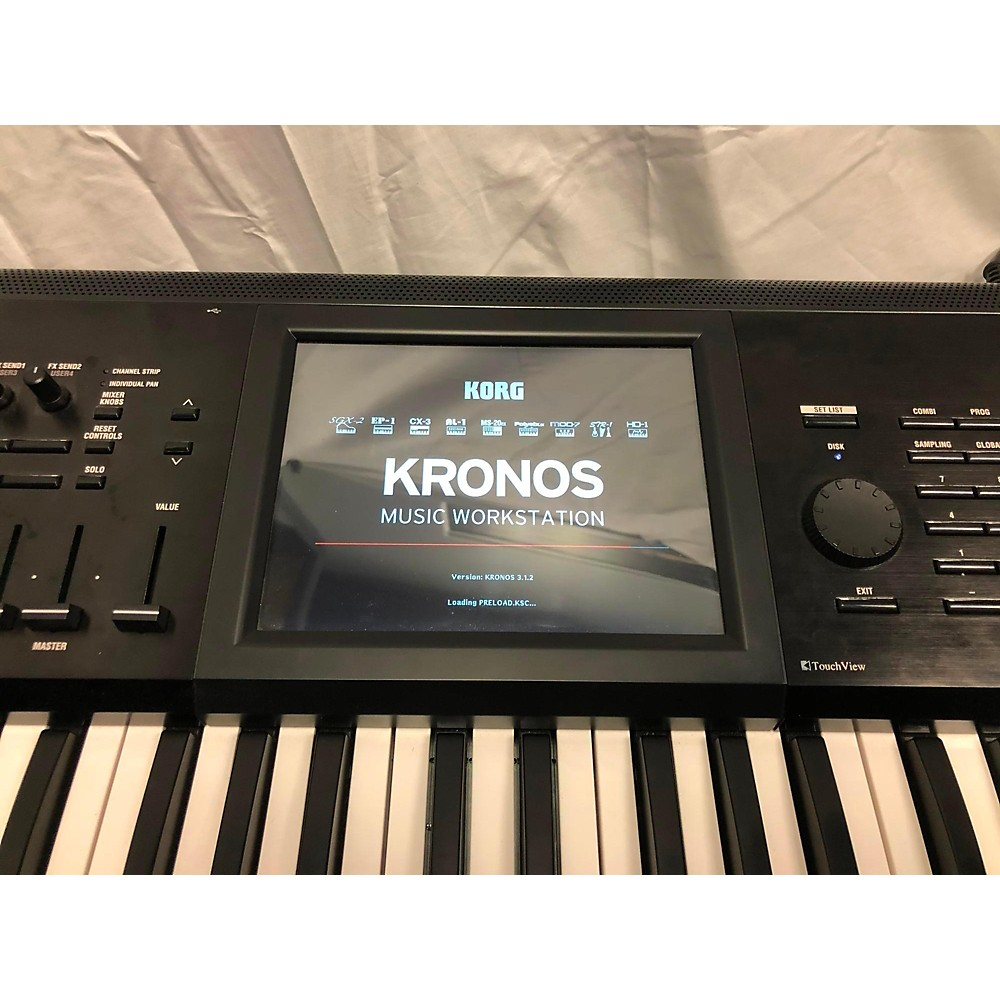 Korg Kronos X61 61 Key Keyboard Workstation