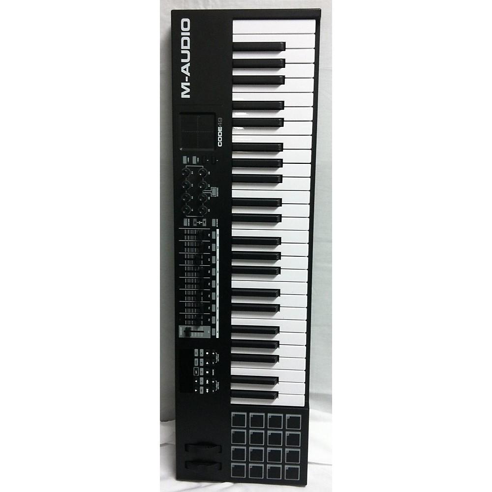 M-Audio Code 49 Keyboard Workstation