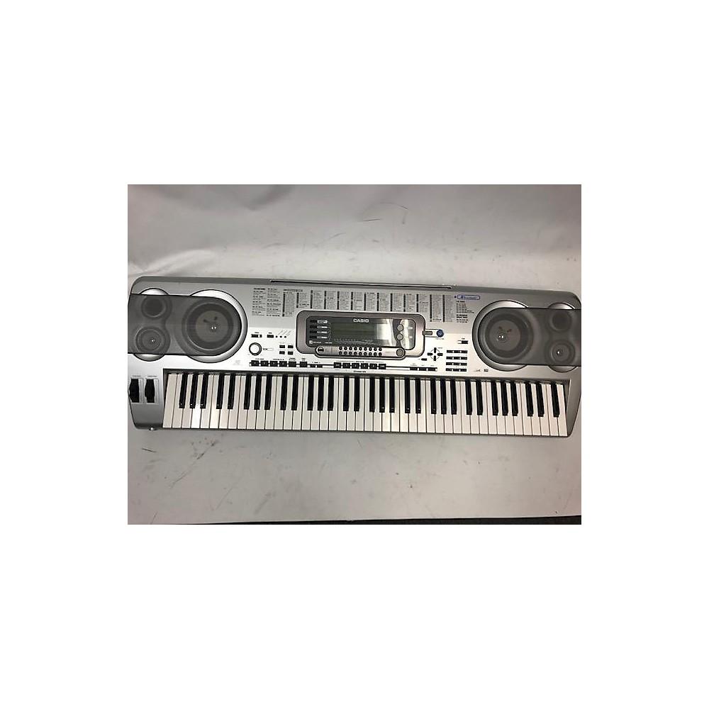 Casio Wk-3500 Keyboard Workstation