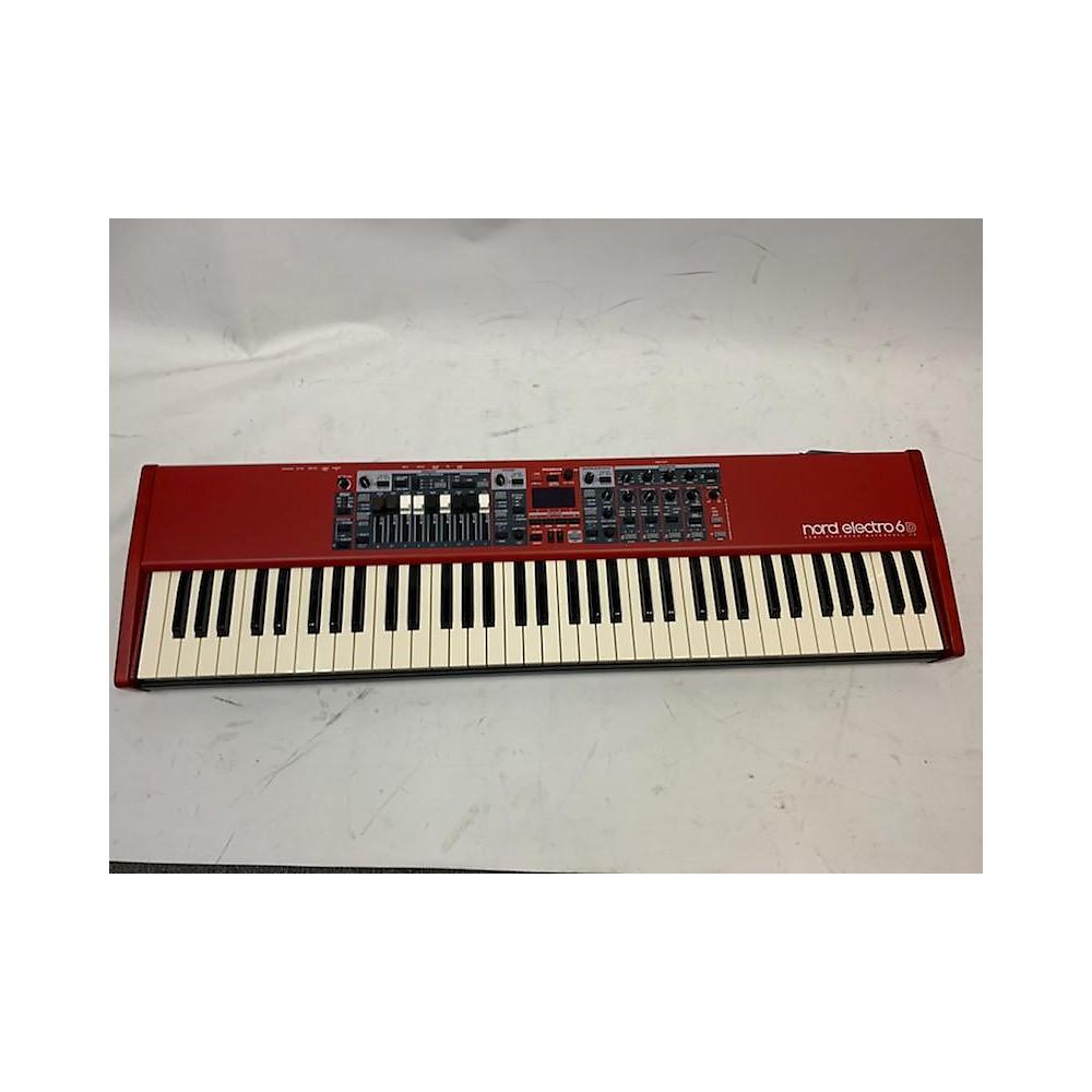 Nord Electro 6D 73 Key Keyboard Workstation