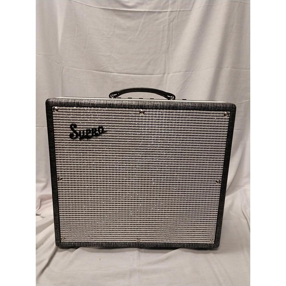 Supro 1699Rc Tube Guitar Combo Amp