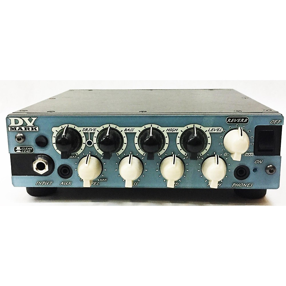 Dv Mark Micro 50 Ii Bass Amp Head