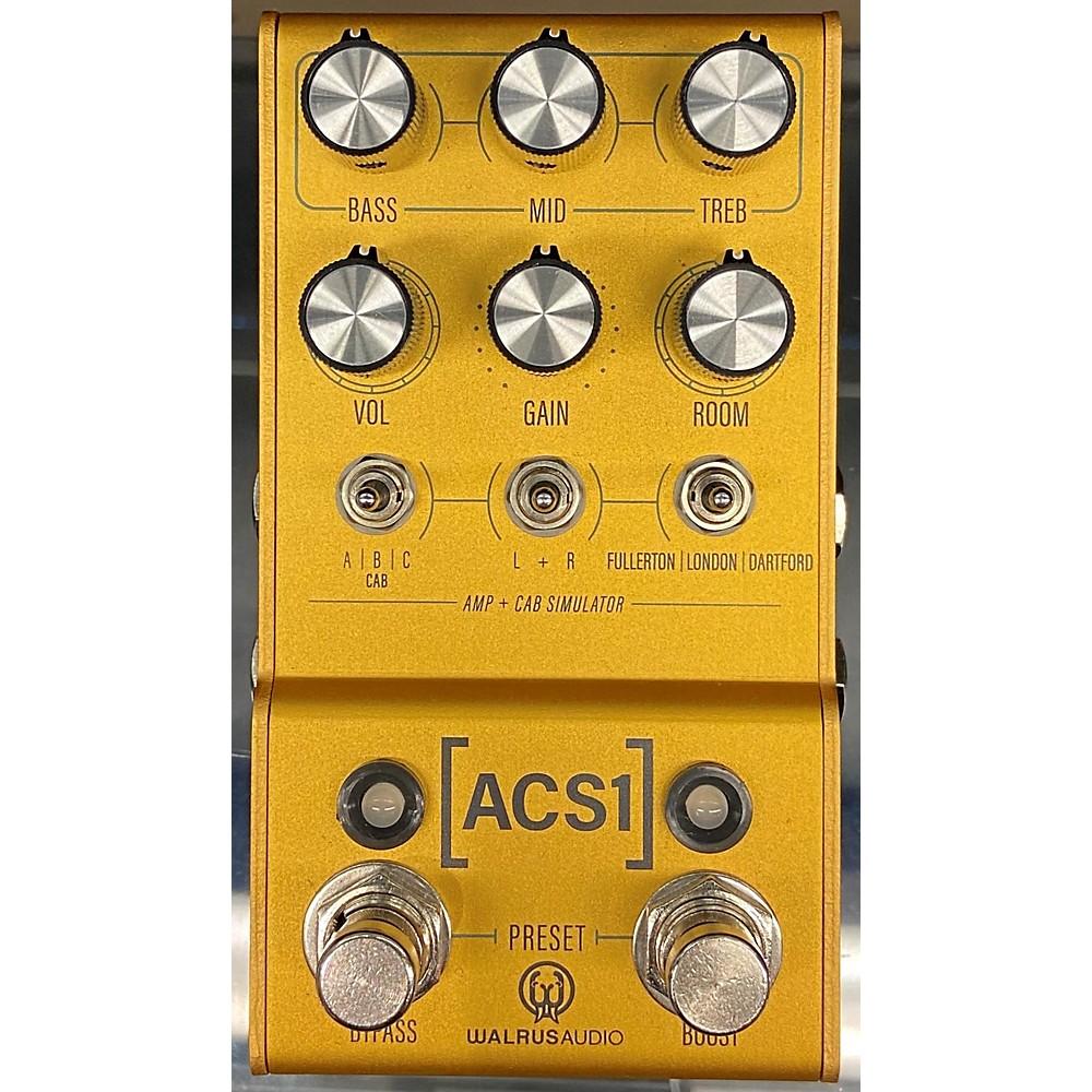 Walrus Audio Acs1 Mako Effect Processor