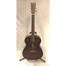 Martin 00015M Left Handed Acoustic Guitar