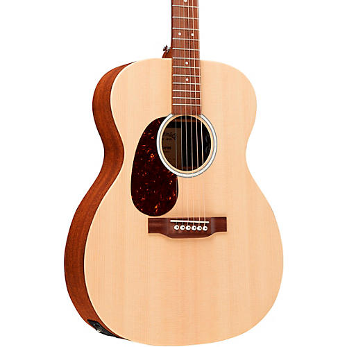 Martin 000X2EL X Series Grand Auditorium Left-Handed Acoustic-Electric Guitar