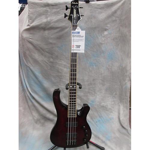Schecter Guitar Research 004 BASS Electric Bass Guitar