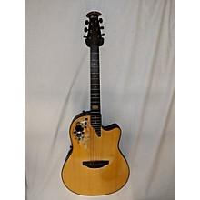 Ovation 007-bcs Collectors Edition Acoustic Electric Guitar