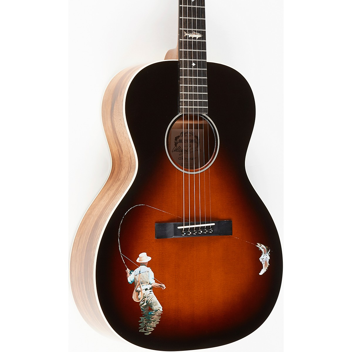 Martin 00L Fly Fishing Parlor Acoustic Guitar