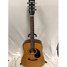 HARMONY 01001-tK Acoustic Electric Guitar