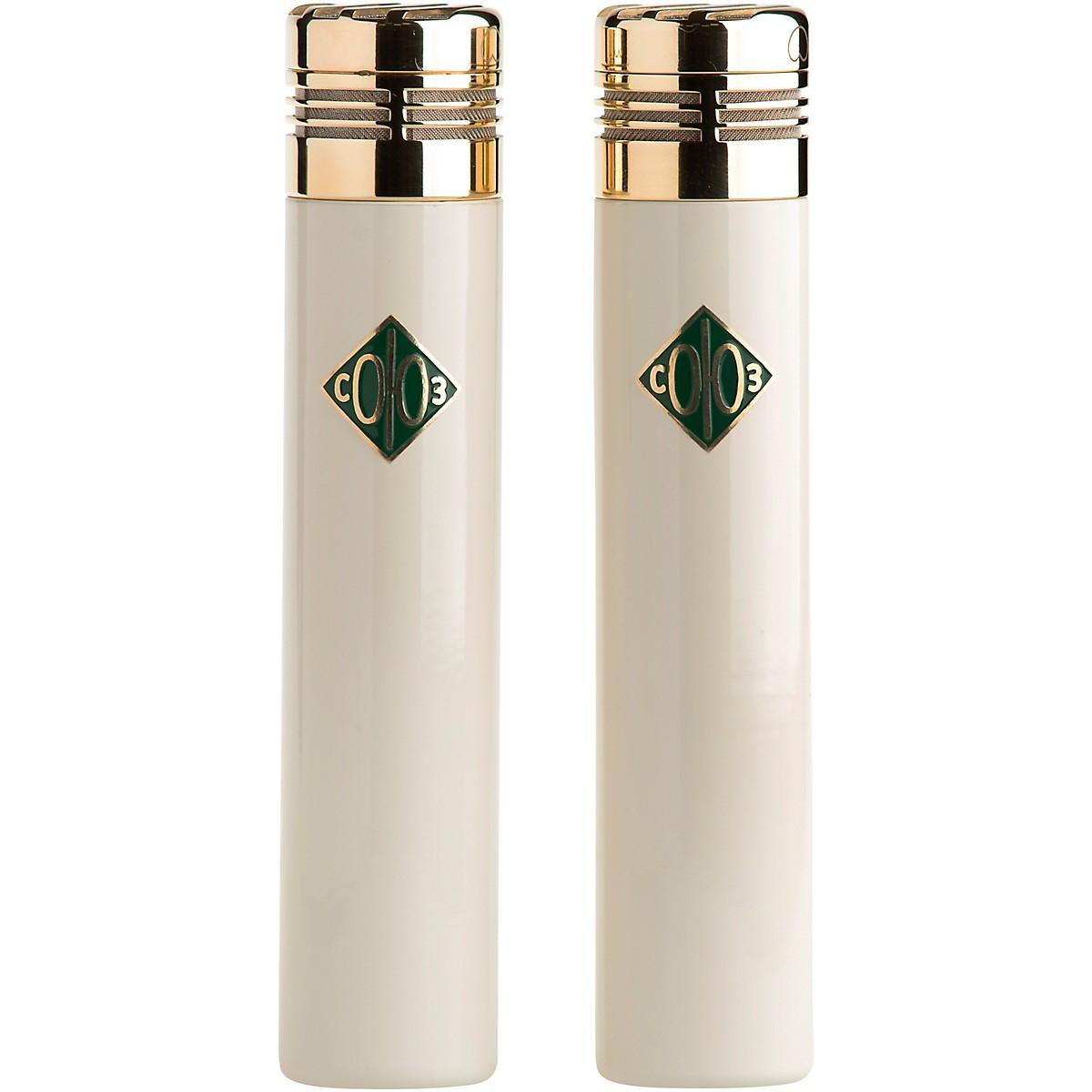 Soyuz Microphones 013 FET-M Matched Pair Small Diaphragm FET Microphones (cardioid capsule, 10dB pad)