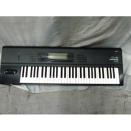 Korg 01w Keyboard Workstation