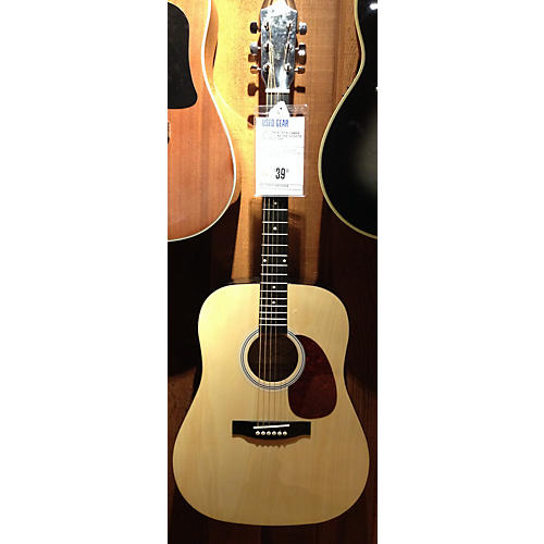 Starcaster by Fender 0910101121 Natural Acoustic Electric Guitar