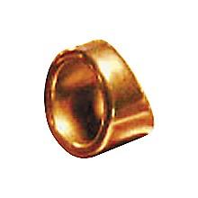 "Peaceland Guitar Ring 1"" Brass Guitar Ring Slide"