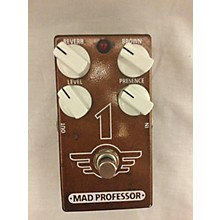 Mad Professor 1 Brown Sound Effect Pedal