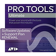 Avid 1-Year Updates + Support RENEWAL for Pro Tools | Ultimate (Boxed)