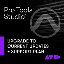 Avid 1-Year Updates + Support for Pro Tools Perpetual License Expired Plan (Download)