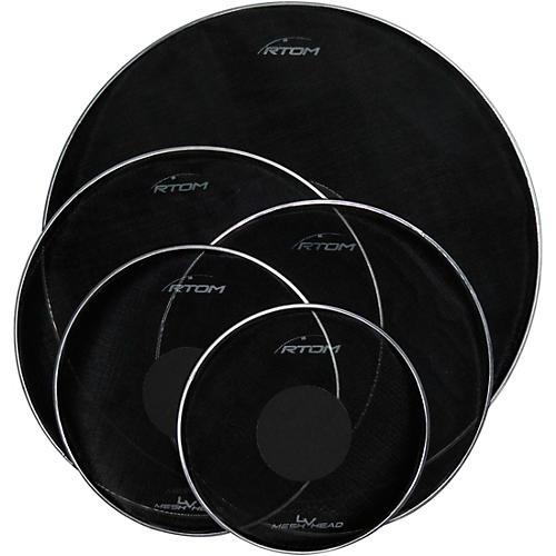 RTOM 10/12/14/16/22 in. Low Volume Mesh Head Pack
