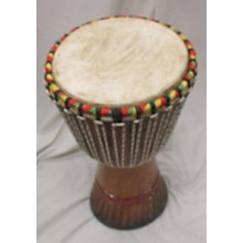"Overseas Connection 10"" Senegal Djemebe Djembe"