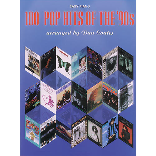 Alfred 100 Pop Hits of the '90s