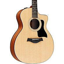 Taylor 100 Series 114ce Grand Auditorium Acoustic-Electric Guitar