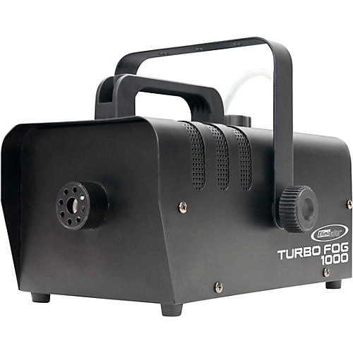 Eliminator Lighting 1000 W Fog Machine w/ Wireless Remote