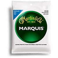 Martin M2200 Marquis Phosphor Bronze Medium  ...