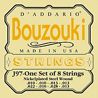 D'addario J97 Bouzouki String  ...