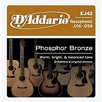 D'addario Ej42 Pb Resophonic String  ...