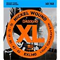 D'Addario EXL140 Nickel Light Top/Heavy Bottom Electric Guitar Strings